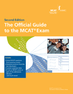 Best MCAT prep books 2013